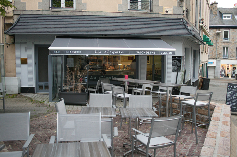 Brasseries and Bistrots