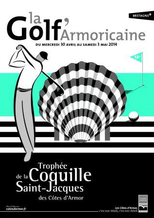 Compétition de golf : La Golf'Armoricaine - Pléhédel