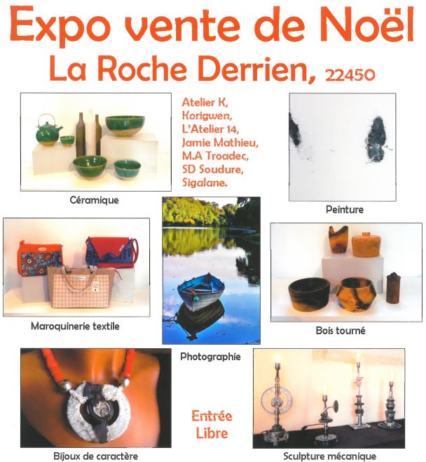 La Roche Derrien#http://cdt22.media.tourinsoft.eu/upload/expo-vente-de-noel.JPG